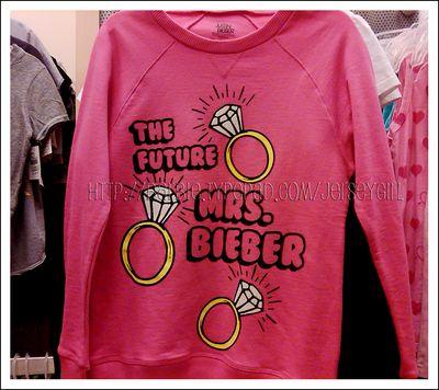 Biebershirt