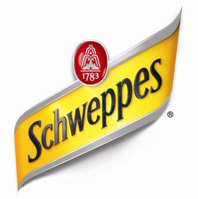 Schweppes 3D logo